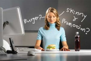O alimentatie sanatoasa  sau o dieta sanatoasa este obiectivul multora dintre noi, insa a manca sanatos la birou este uneori foarte dificil: mult de lucru, orar prelungit, situatii neasteptate, intalniri interminabile. Dieta la birou