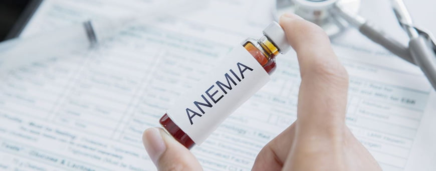 puteți slăbi cu anemie)