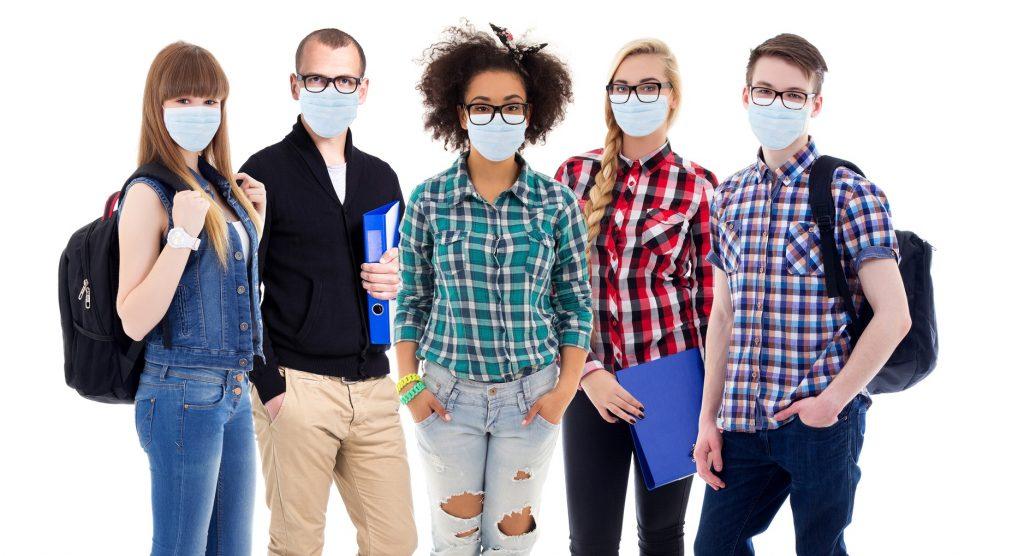adolescenti în pandemie
